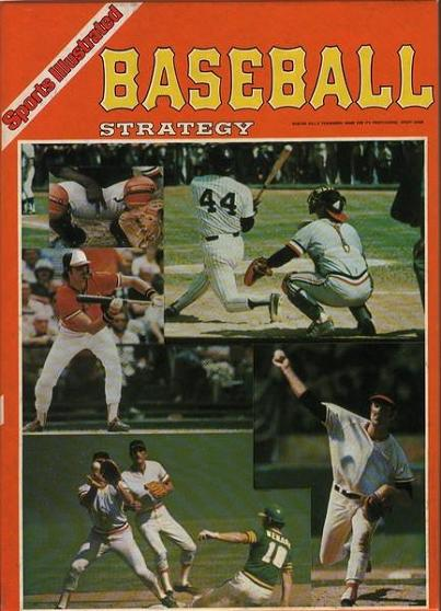 Sports Illustrated Baseball Stategy Game