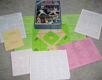 Avalon Hill Statis-Pro Baseball Game