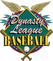 Dynasty League Baseball Game
